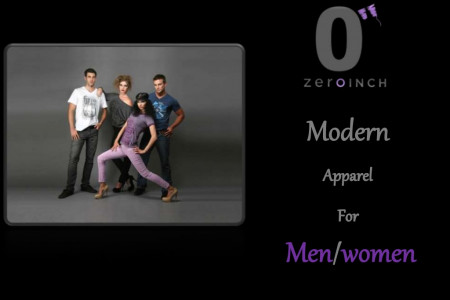 ZI 2014 Modern Fashion Apparel Collection for Men and Women Infographic