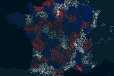 ZIPScribble Map France Level 1 Infographic