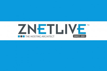 ZNetLive: India's Best Web Hosting Provider Infographic