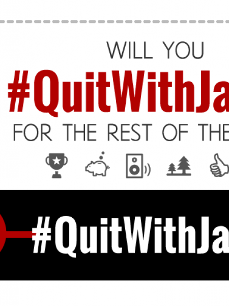#QuitWithJason Infographic Infographic