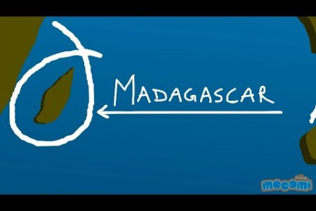 10 Amazing Facts about Madagascar Infographic