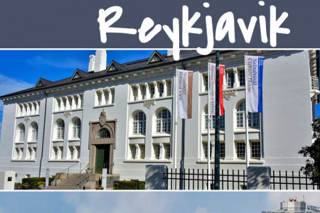 10 Best Museums of Reykjavik Infographic