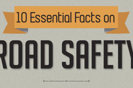 10 Essential Facts on Road Safety [Infographic] Infographic
