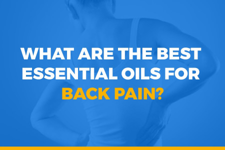10 Essential Oils For sore Muscles Infographic