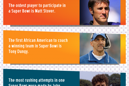 10 Facts You May Or May Not Know About Super Bowl  Infographic