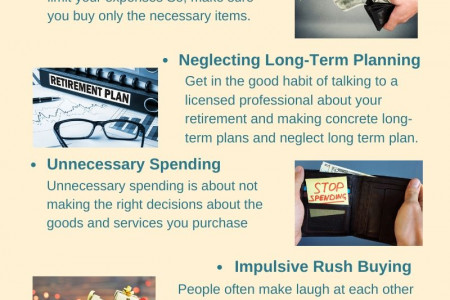 10 Good Financial Habits That Make Your Life Easier Infographic