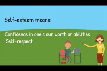 10 Important Tips for Growing Your Child's Self-esteem Infographic