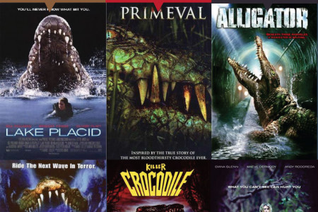 10 List of killer crocodile movies Review ; you must watch. Infographic