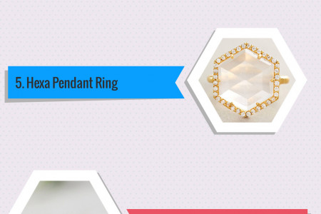 10 Non-Traditional Engagement Rings That Are Crazy Beautiful Infographic