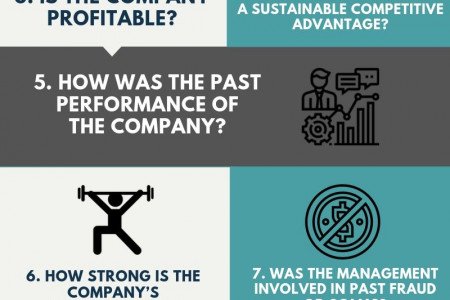 10 Questions to Ask Before Purchasing a Stock Infographic