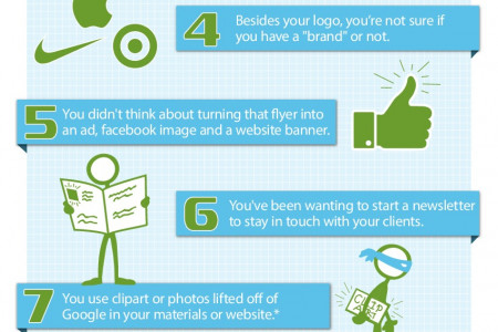 10 Reasons to Hire a Graphic Designer Infographic