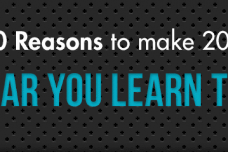 10 Reasons to Make 2015 the Year You Learn to Code Infographic