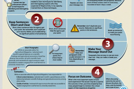 10 Tip for Letting Federal Employers Know Your Worth Infographic