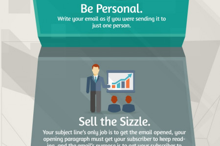 10 Tips for Writing Effective Email Copy-Infographic Infographic