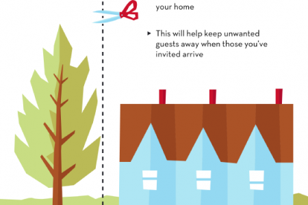10 Tips to Keep Rodents Out of Your Home This Holiday Season Infographic