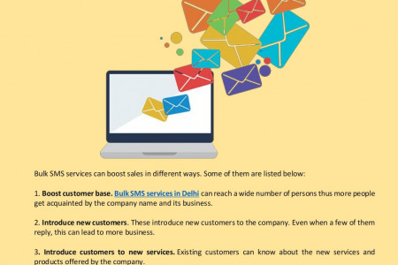 10 TIPS TO USE BULK SMS SERVICES AND GROW YOUR BUSINESS Infographic