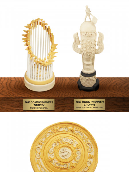 11 Iconic Sports Trophies You'll Never Forget Infographic