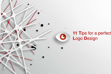 11 Tips for a Perfect Logo Infographic