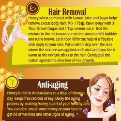 Honey benefits and side effects