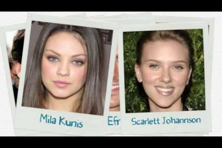 12 Hollywood Stars with Nose Jobs (Rhinoplasty) Part 1  Infographic