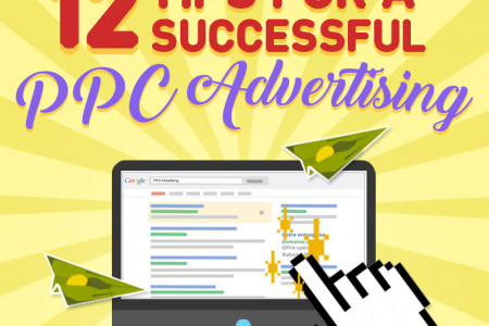 12 Tips for a Successful PPC Advertising Infographic
