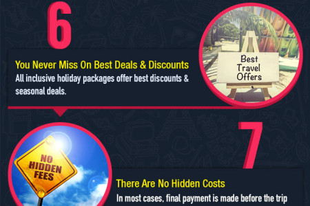 13 Advantages Of Booking Holiday Packages Over Planning All On Your Own Infographic
