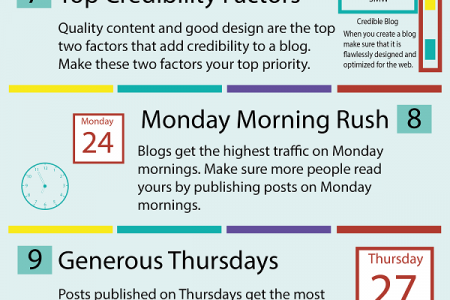 13 Blogging Statistics You Probably Don't Know, But Should [Infographic] Infographic