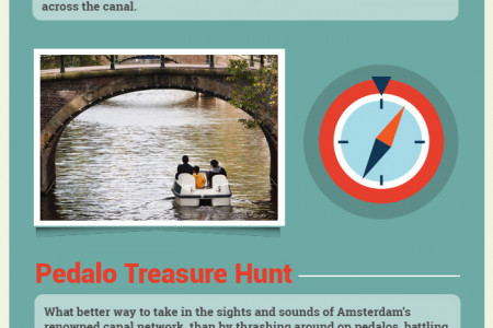 13 Quirky Things to do in Amsterdam  Infographic
