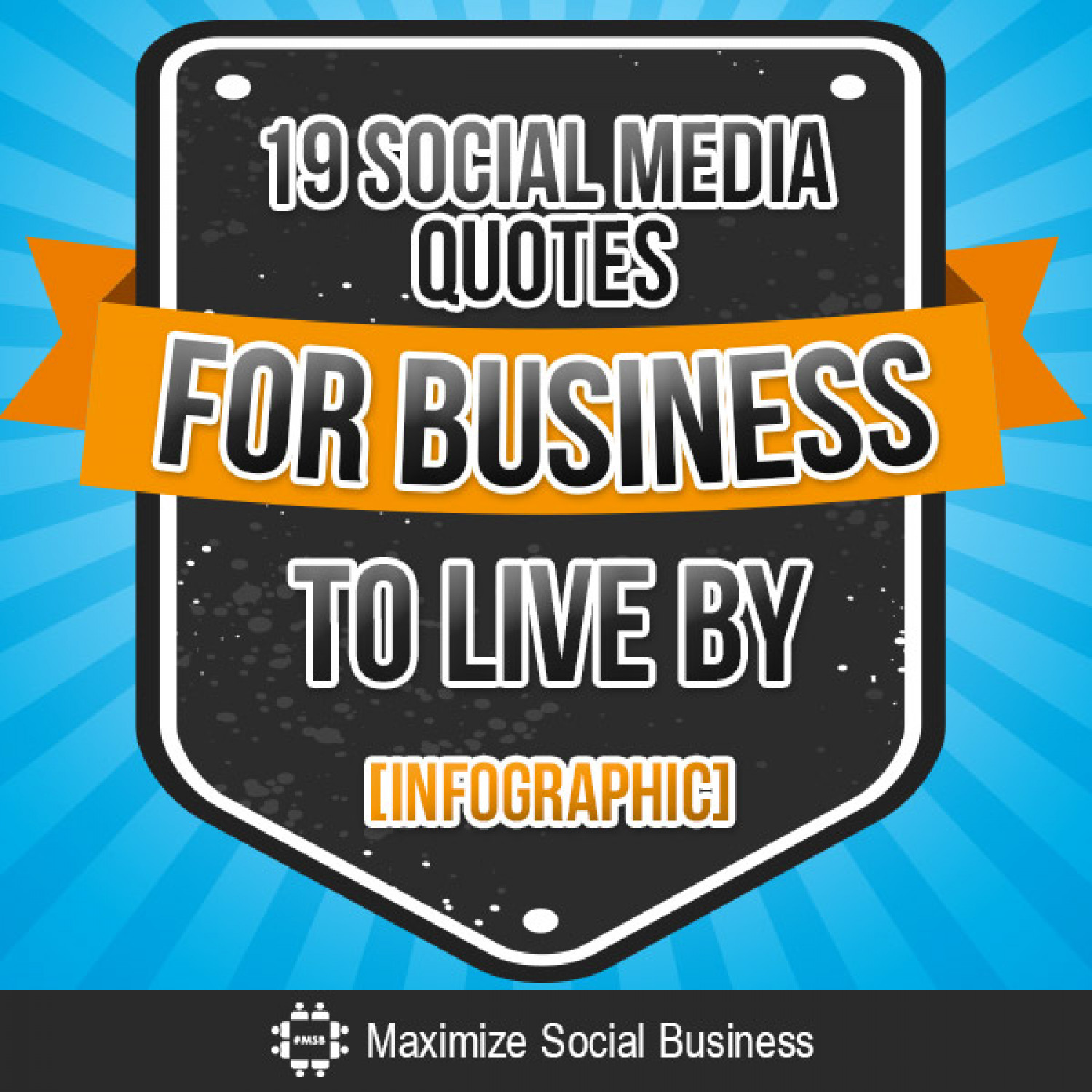 19 Quotes for Social Business Leaders to Live By  Infographic