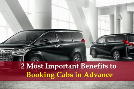 2 Most Important Benefits to Booking Cabs in Advance Infographic