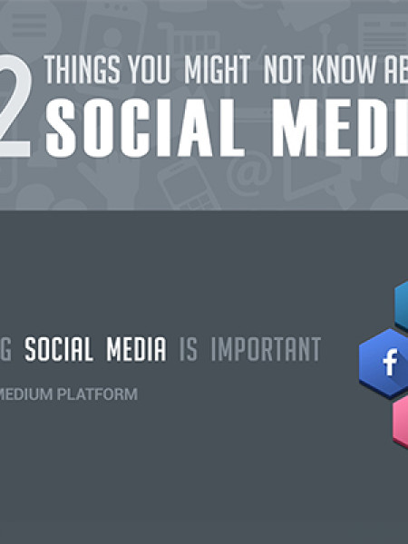 12 Things You Might Not Know About Social Media Infographic