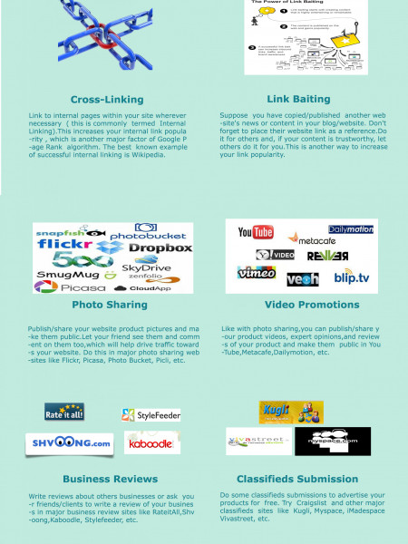 20 Off-Page SEO Strategies to Build Your Online Reputation Infographic