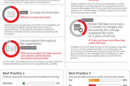 2011 IT Security Best Practices Baseline Assessment Infographic