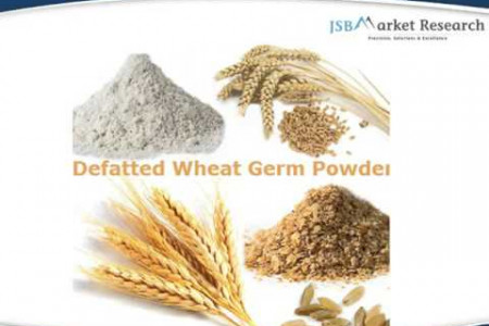 2015 Defatted Wheat Germ Powder: JSBMarketResearch Infographic