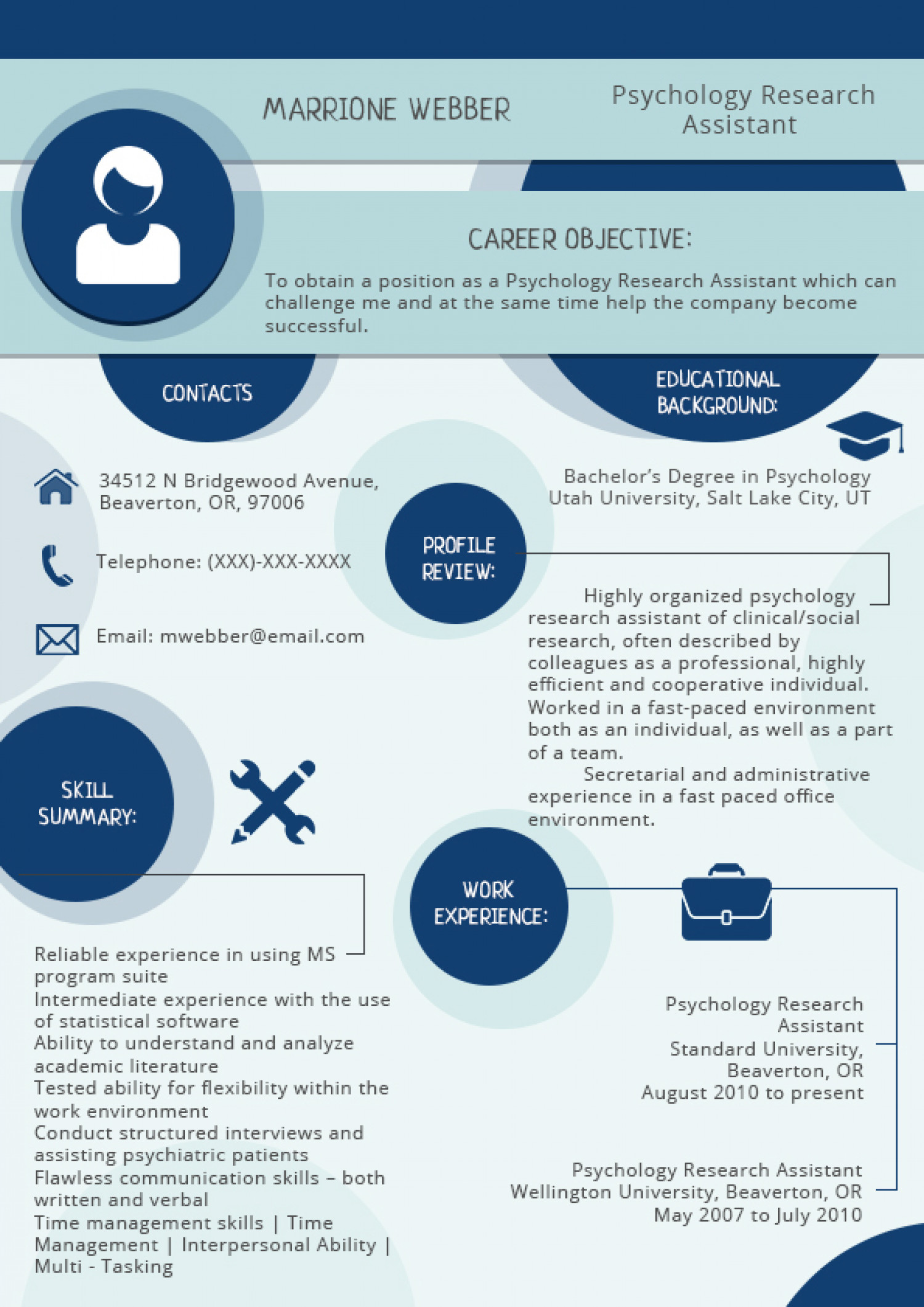 2016 sample resume for medical assistant infographic - Sample Resume For Medical Assistant