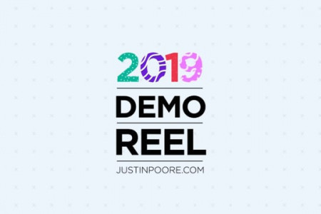 2019 Demo Reel Infographic