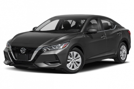 2020 Nissan Sentra Reviews in Alvin Infographic
