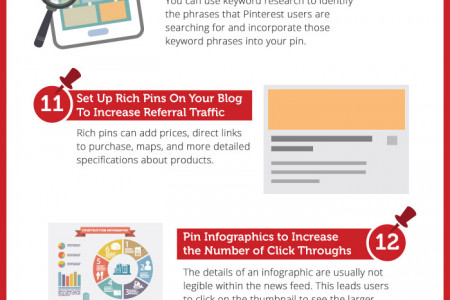 23 Fantastic Pinterest Tips From The Pros Infographic