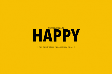 24 hours of Happy Infographic
