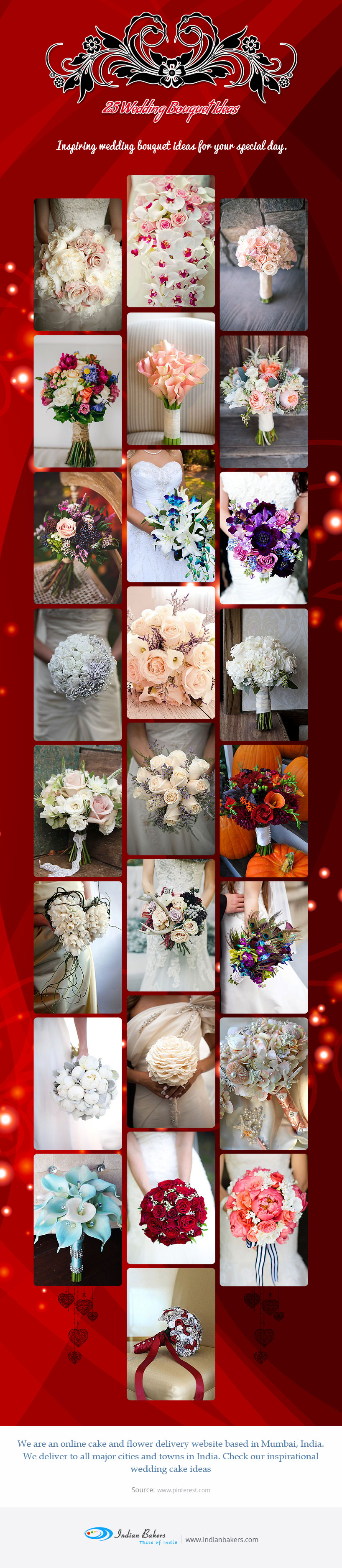 25 Amazing Wedding Flowers Bouquets Ideas Visual