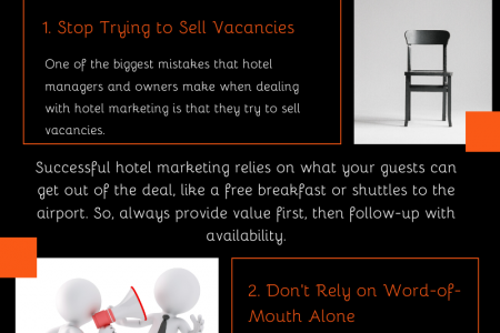 3 Hotel Marketing Ideas to Avoid Infographic