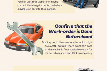 3 Important Things to Keep in Mind for an Affordable Car Repair Infographic