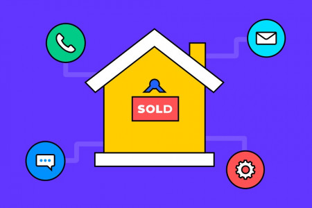 3 Real Estate Automations That Make Agents More Efficient Infographic