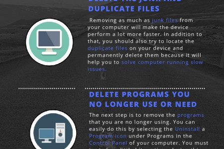 3 Simple Tips to Fix Computer Running Slow Issues its2016 . Posted on October 13, 2017 Infographic