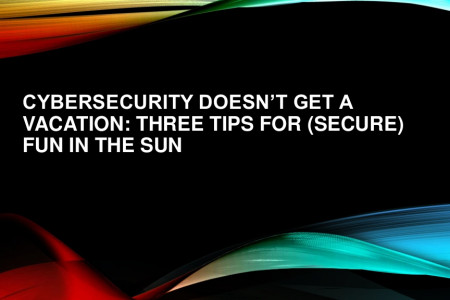 3 Tips to Secure Your Endpoint | Cybersecurity Infographic