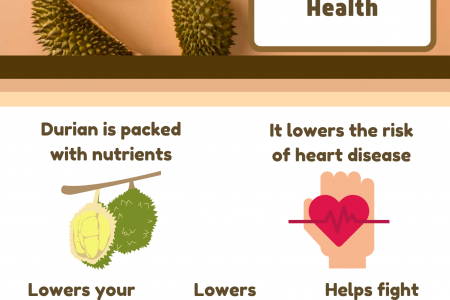 4 Benefits the King of Fruits Can Give Your Health Infographic