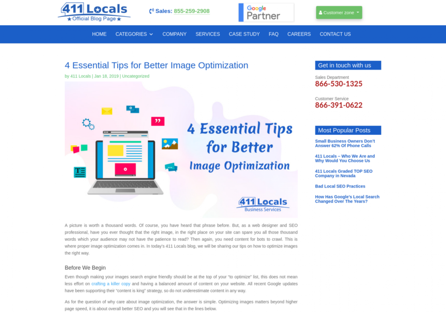 4 Essential Tips for Better Image Optimization Infographic