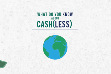 4 Good News and 4 Bad News About Cash(less) Infographic