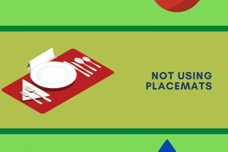 4 Mistakes that Ruin Your Wooden Tables Infographic
