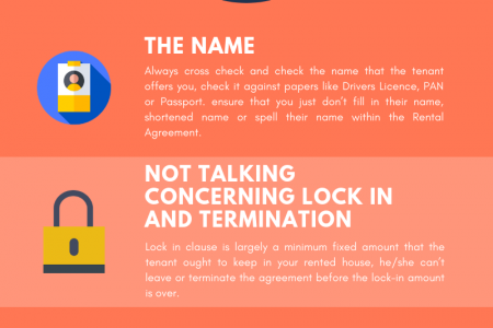 4 Mistakes to Avoid in Rental Agreements To-Let your Apartments Safe and Sound. Infographic